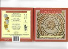 Roman Coin Collection by Westair Reproductions in presentation folder, pre-owned