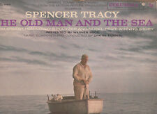 The Old Man And The Sea-1958-Original Movie Soundtrack-[Made In USA]-Record LP