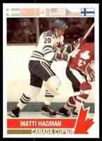 1992-93 Future Trends '76 Canada Cup Matti Hagman #148