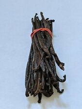 30 Tahitian Vanilla Beans Extract Grade B  [3-4 inches] | Tahitian Tahitentis