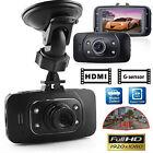 Full HD 1080P Car DVR HDMI Camera Video Recorder Dash Cam G-sensor 2.7''GS8000L