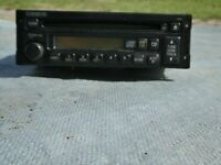 99-00 Mazda MX-5 Miata OEM Radio Tuner CD Cassette Player Stereo 00NB23E