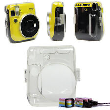 For Fujifilm Instax Mini 70 Film Camera Carrying Crystal Hard Case Cover Shell