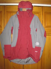 The North Face Gore-Tex waterproof rain jacket women's S pink camping hiking