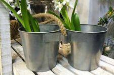 Metal Flower & Plant Pots