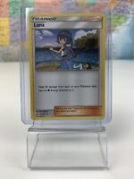 SHIPS SAME DAY Pokemon Card NM Lana 117/147 Supporter 2017 Uncommon