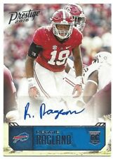 2016 Prestige Football Rookie Signatures Card - Reggie Ragland