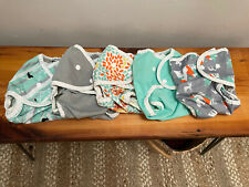 Thirsties Diaper Covers Size 2 Lot of 5