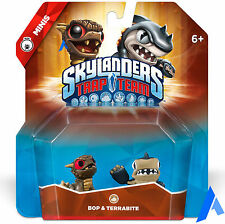 SKYLANDERS Trap Team Bop & Terrabite  Collectible Toy For Kids