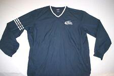 Adidas Windbreaker Bud Light Football Climaproof Pullover Jacket Men XL NEW