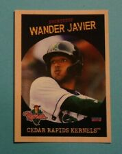 2019 Choice, Cedar Rapids Kernels - Update - WANDER JAVIER - Dominican Republic