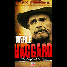 Merle Haggard: Legends of American Music - The Original Outlaw NEW 3-CD Box Set