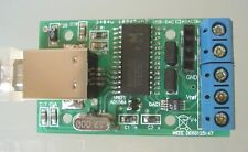 USB-DAC,12 Bit 2 Ausgänge 0..4,095V+PC nach I2C Adapter