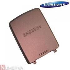 Original Samsung D900i Akku Deckel AKkufachdeckel Braun Battery Cover Case