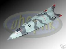 famous airplanes of the world 2 secret WWII vergeltungswaffe V2 (A-9) Rocket