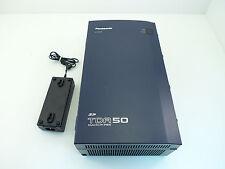 PANASONIC KX-TDA50 4X4 KSU W/ POWER SUPPLY