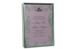 25 Wedding Bridal Shower Party Rose Mint Green Invitations Printable DIY 5 X 7