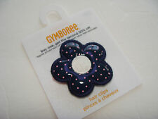 Gymboree Homecoming Kitty & Miss Mouse Girls Barrette Hair Bow Dot Flower NEW