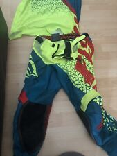 Fly Kinetic Trifecta Pants 32 Jersey L Gloves M