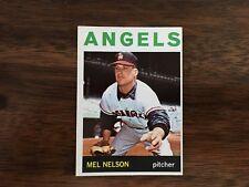 1964 Topps Baseball Card MEL NELSON #273 NRMT