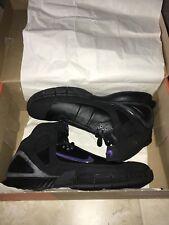 2005 Nike Air Zoom Huarache 2k5 Men's Size 11 Black/Purple 310850-051 KOBE