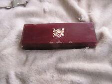 Vintage Lord Elgin Watch Box