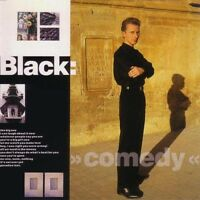Black CD Comedy - Europe (EX/EX+)