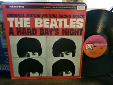 Beatles - A Hard Day's Night SDTK UNITED ARTISTS 2nd Press w/Errors LP