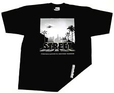 STREETWISE STREET LIFE T-shirt STREETLIFE Tee Men XL,2XL,3XL,4XL Black New