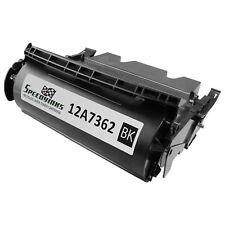 12A7362 BLACK HY Toner Cartridge for Lexmark T630 T634 T632 X632 X634dte X632MFP