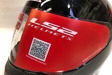 LS2 800010201P Clear Pinlock Motorcycle Helmet Visor