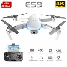2020 NEW RC Drone 4K with Wifi HD Wide FPV RC Quadcopter Foldable Dual Camera US