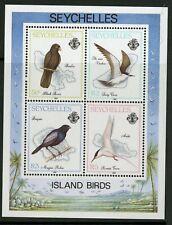 Seychelles  1989  Scott # 688a  Mint Never Hinged Souvenir Sheet