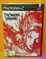 Demon Stone Forgotten -  PlayStation 2 PS2 Brand New X Y Factory Sealed Game