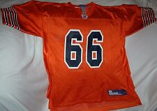 Rare Bulldog Turner jersey! Chicago Bears MEN'S large NEW! NFL throwback ORANGE