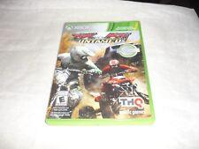 MX vs. ATV Untamed (Microsoft Xbox 360, 2007)  UNPLAYED