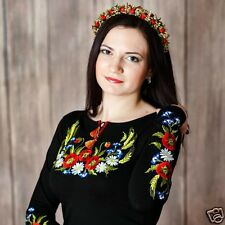 Ukrainian embroidered blouse, t-shirt, sorochka, vyshyvanka,Ukrainian embroidery