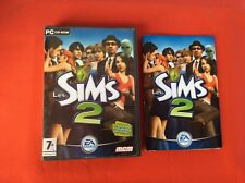 SIMS 2 LES PC CD-ROM PAL VF COMPLET