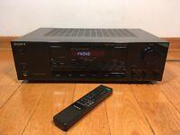 Sony STR-D311 160w Audio Video Stereo Receiver + Remote RM-S103 1994 BUNDLE