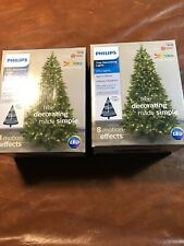 Lot of 2 - Philips Tree Decorating Lights