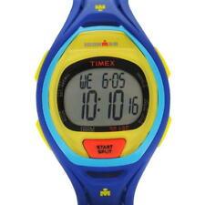 TIMEX IRONMAN SLEEK 50 WATCH - BLUE - BNIB / BNWT