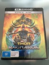 THOR: RAGNAROK****4K ULTRA HD BLU-RAY****REGION FREE****NEW & SEALED