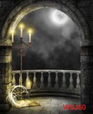 Halloween 5x7FT Thin Vinyl Studio Backdrop Photography Photo Background WSJ60