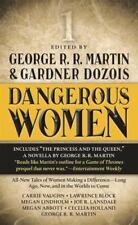 Dangerous Women 1, Dozois, Gardner,Martin, George R. R., Good Condition, Book