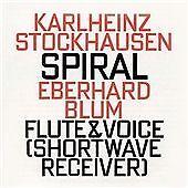 Karlheinz Stockhausen : Spiral CD Value Guaranteed from eBay's biggest seller!