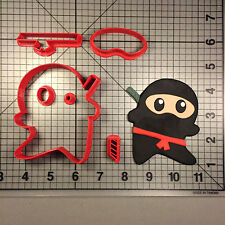 Ninja 100 Cookie Cutter Set
