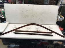 2003 BMW 525i,E39 FACTORY WOOD DOOR TRIM INSERTS,TURLEISTE,BUY-NOW OR MISS OUT!!