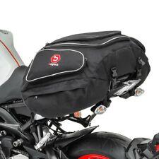 Hecktasche Bagtecs X50 Honda Transalp XL 700 V Soziussitz Tasche schwarz