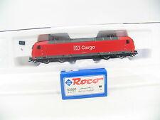 ROCO 63560 E-LOK BR 145  ROT der DB CARGO mit DIGITAL DECODER   HI110