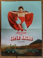 Poster Super Nacho Jack Black Jared Hess 15 11/16x23 5/8in